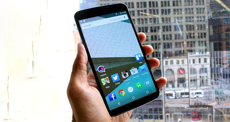 The best 2014 smartphones with QHD-resolution screen