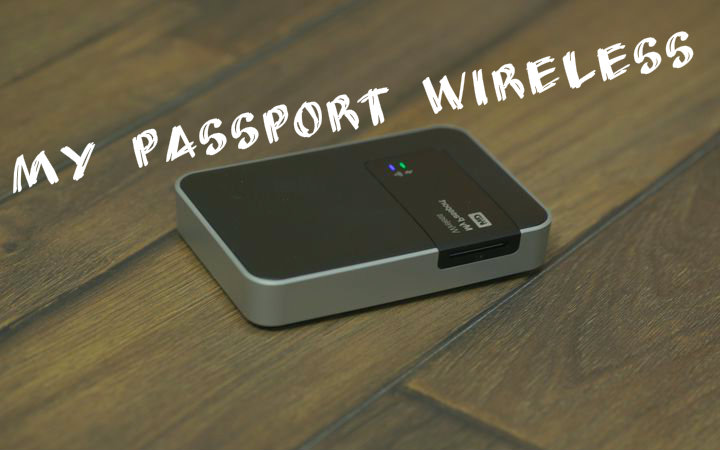 Western Digital and future external drives – My Passport Wireless