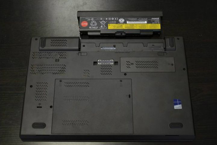 Review of the Lenovo ThinkPad T540p