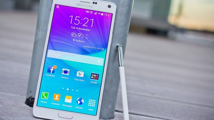 Smartphones for winter, which do not have to freeze in winter