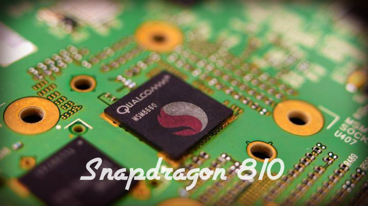 The main features of the 64-bit Snapdragon 810