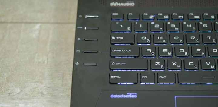 Laptop of Review MSI GT72 2PE Dominator Pro