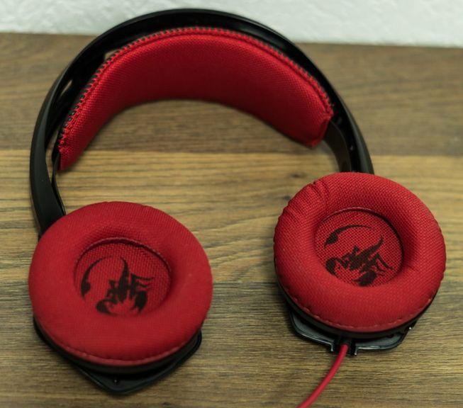 Review of gamer headset Genius GX Zabius