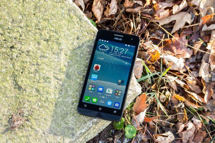 Review smartphone ASUS ZenFone 5