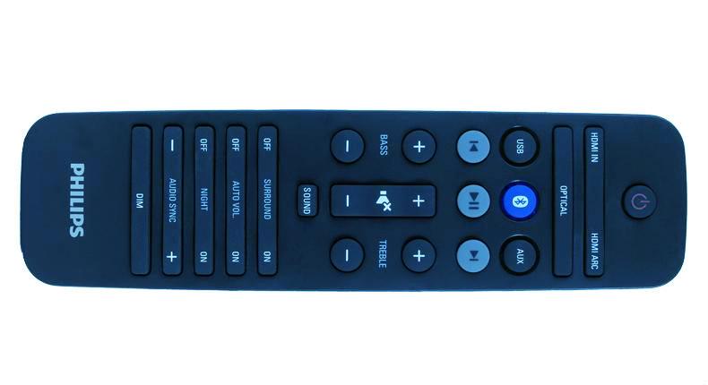 Review soundbar Philips HTL5140: works wonders
