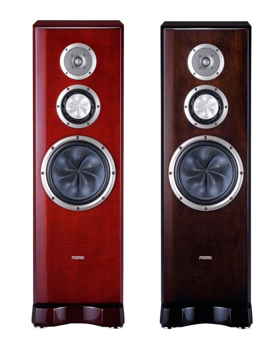 """Review speakers Fostex GX250MG: """"Everything changes when you rotate the knob"""""""