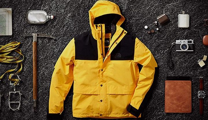 1985 Mountain Jacket - new company the north face returns Classic