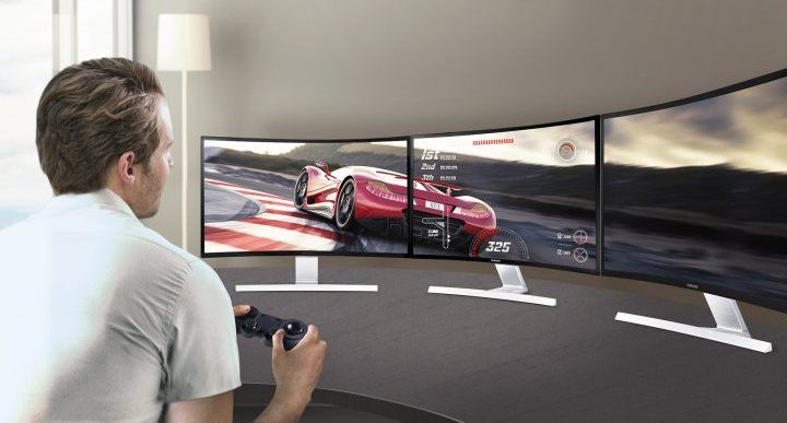 Four Reasons To Buy A Curved New Monitor 27 Inch Samsung