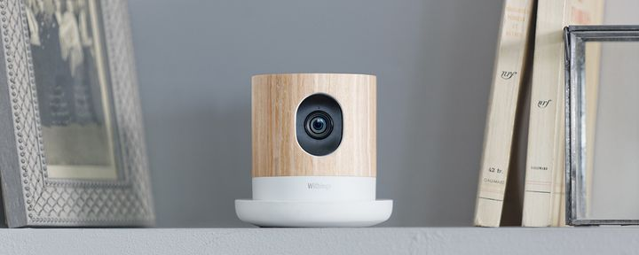 Home wireless HD-cameraWithings Home review