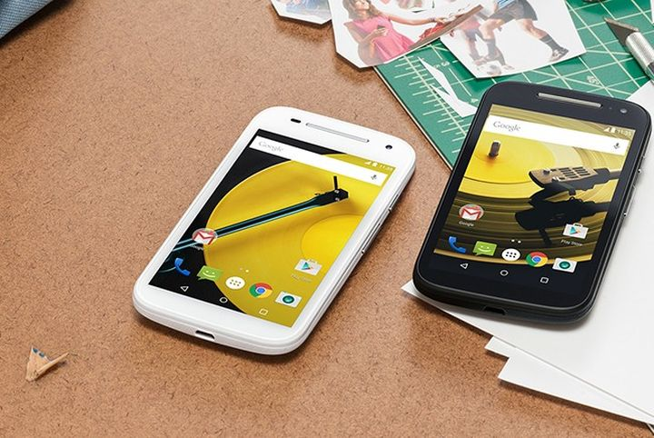 Motorola has announced the second generation of Moto E