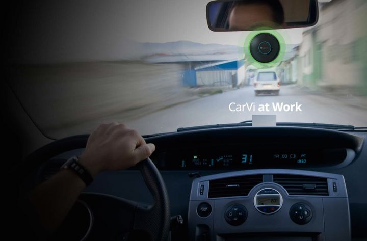"New CarVi turns ordinary cars into ""smart"""