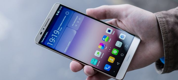 Review of the Huawei Mate7