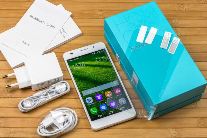 Review of the smartphone Honor 6