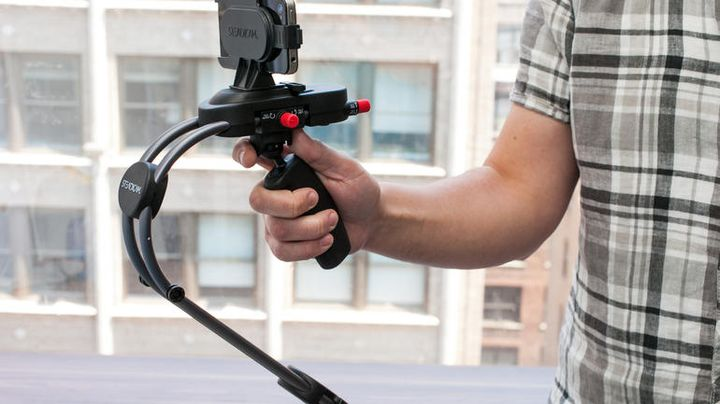 Stab Tiffen Steadicam Smoothee review