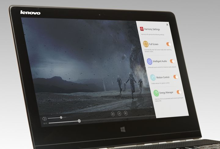 Ultrabook Lenovo Yoga Pro 3  review
