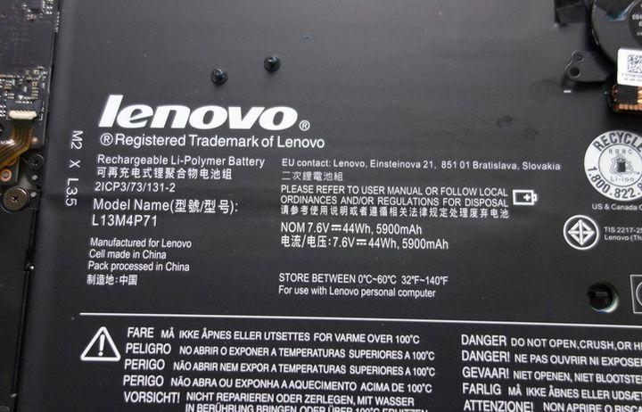 Ultrabook Lenovo Yoga Pro 3 Review Hi Tech News