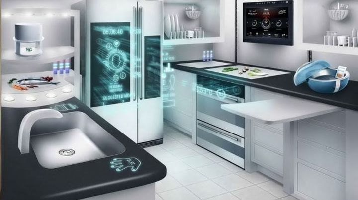 In The United States Are Working On New Idea Of Smart Homes For