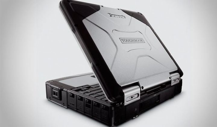 Update New Heavy Duty Panasonic Toughbook 31 Laptop