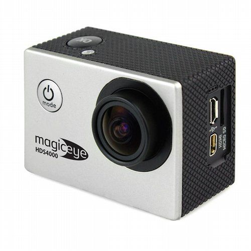 Action Camera and DVR Gmini MagicEye HDS4000