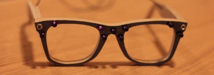 Anti-spyware AVG Glasses glasses against cameras