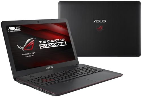 ASUS G551JM review - work on the bugs