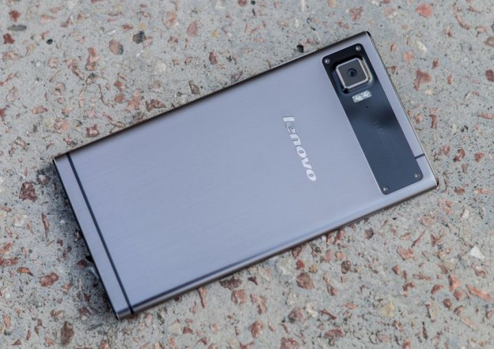 Lenovo Vibe Z2 review - the golden mean in the world Phablet