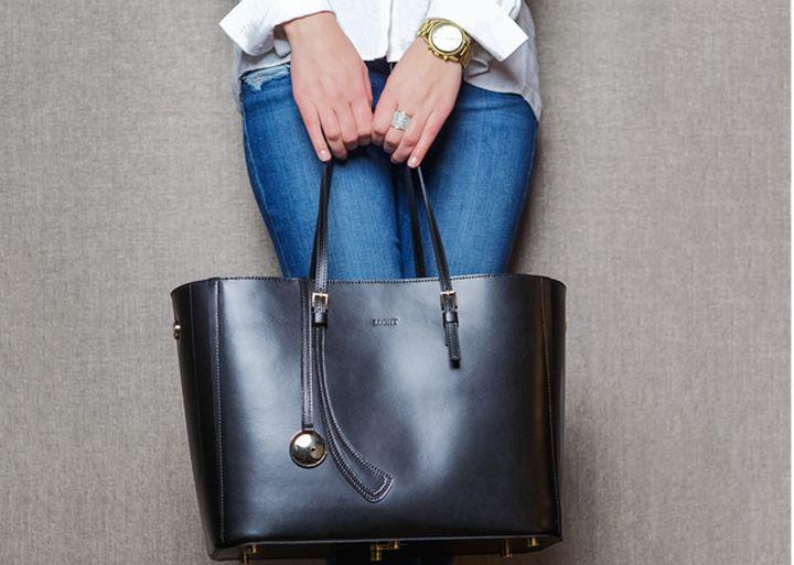 Leoht Tote - «smart» Women's Bag