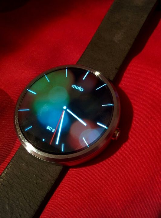 Six months with Moto 360 or better on Android Wear