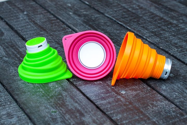 Review of portable Bluetooth-column aiia SSSSSpeaker