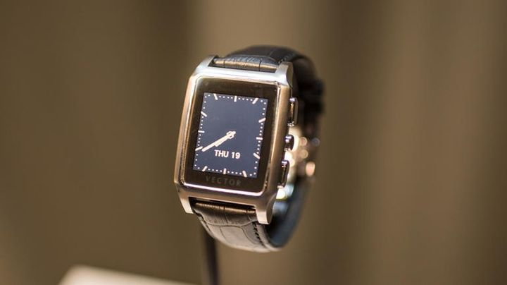 Vector watch meridian smartwatch