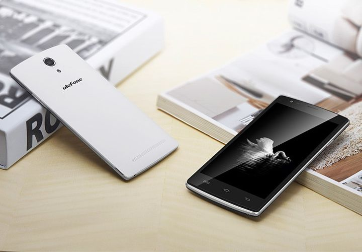 Ulefone Be Pro: excellent 5.5-inch Phablet for 146 dollars