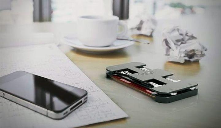 Hi Tech News New Universal Wallet Housekeeper Clover Wallet