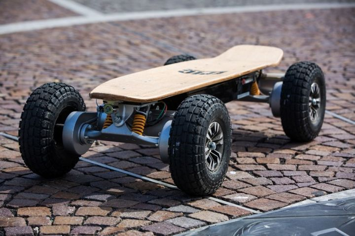 skateboard electric