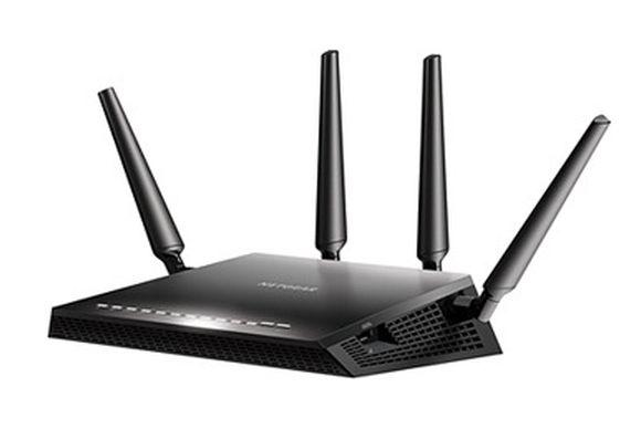 Router Netgear Nighthawk X4: Corrected version