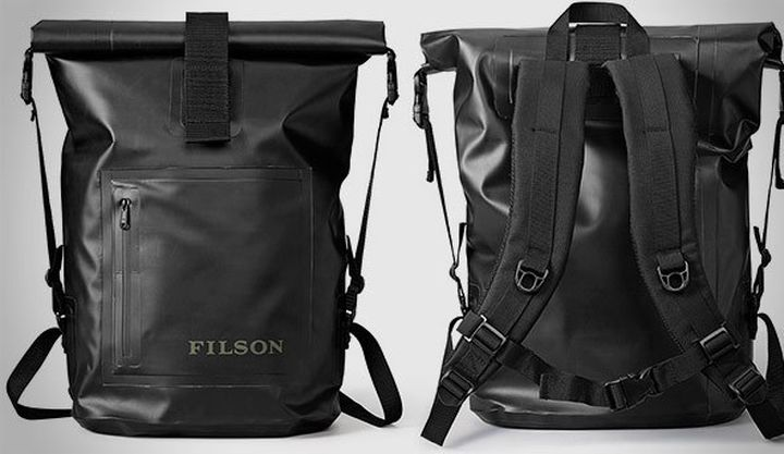 expanded waterproof clothing collection bags Filson Dry