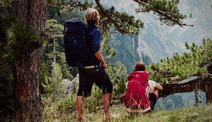 Haglöfs NEJD a new series of hiking backpacks