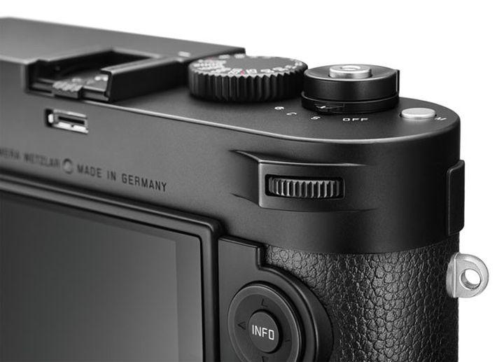Leica M Monochrom Type 246 price of 7450 dollars
