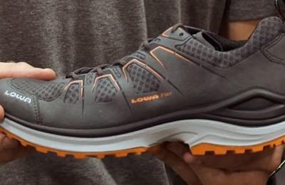 LOWA Innox Evo Lo - new durable and comfortable shoes