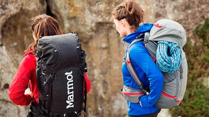 Marmot Kompressor Verve 52 new travel backpack