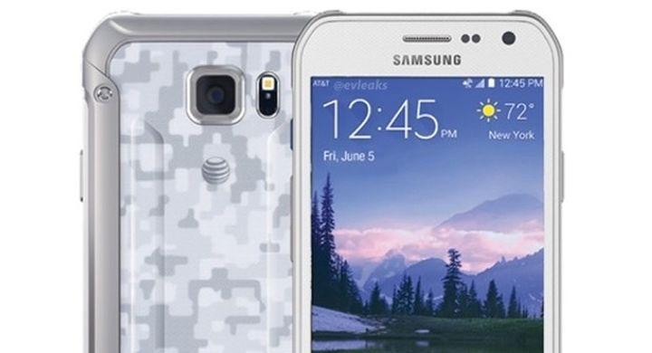 Press renders Samsung Galaxy S6 Active