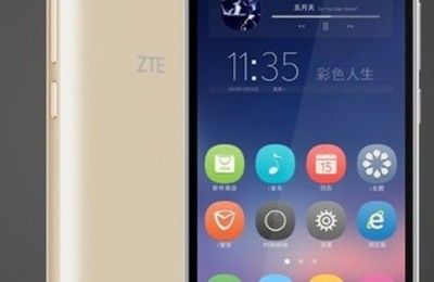 ZTE Q519T: smartphone with a battery of 4000 mAh for 95 dollar US