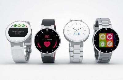 Began started selling smart watches Alcatel OneTouch Watch