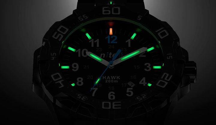 hawk 201 and hawk 201s a new from nite watches
