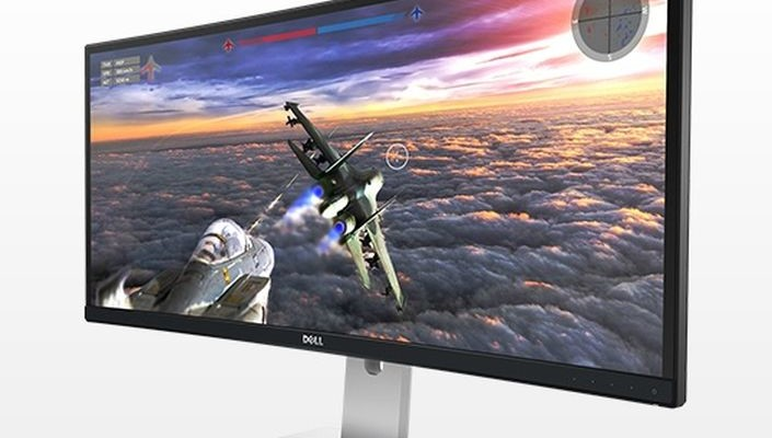 Review curved monitor Dell U3415W