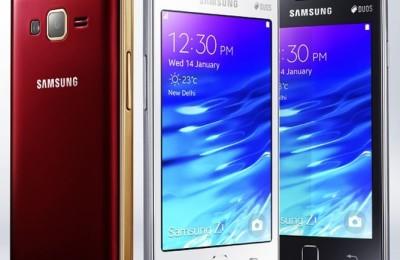 Samsung sold a million smartphone Samsung Z1 Tizen
