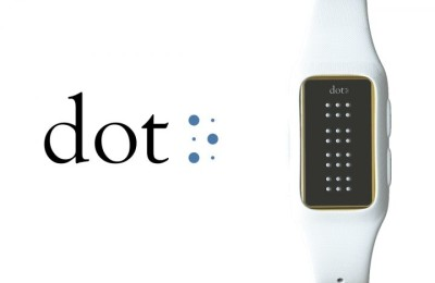 Dot - smart watches for the blind