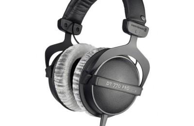 Full-size great headphone - Beyerdynamic DT 770 PRO