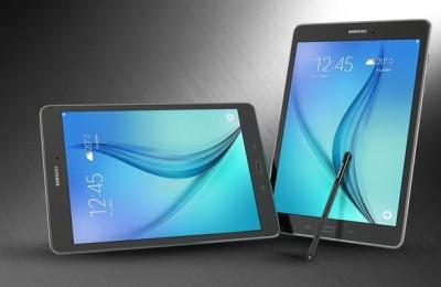 Galaxy Tab A: new tablet Samsung 2015 with a stylus