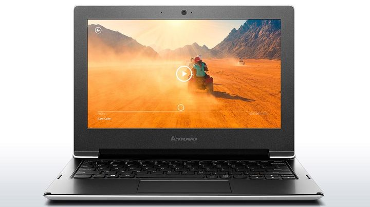 Lenovo s21e review - nimble laptop