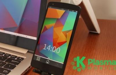 Plasma Mobile: free Linux-based operating system for smartphones